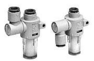 Air Suction Filter With One-Touch Fittings ZFB